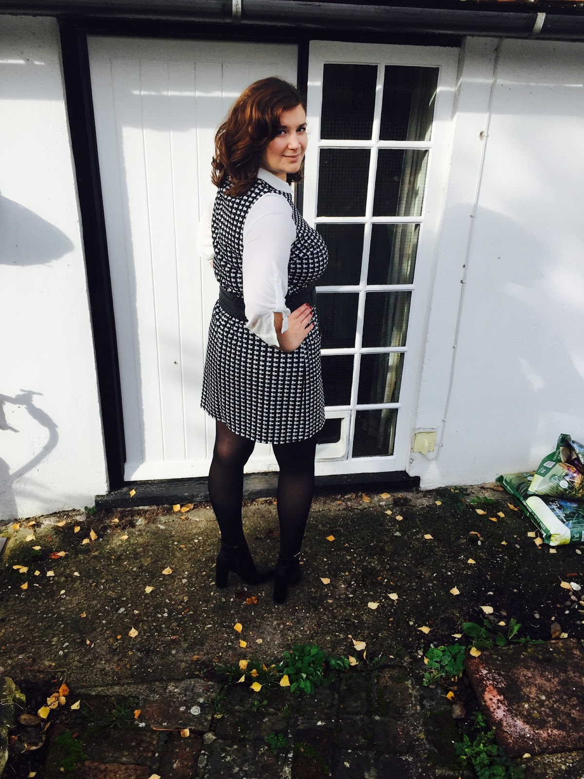 11aabbd5641 Preppy Perfection with DP Curve - Charli Russon