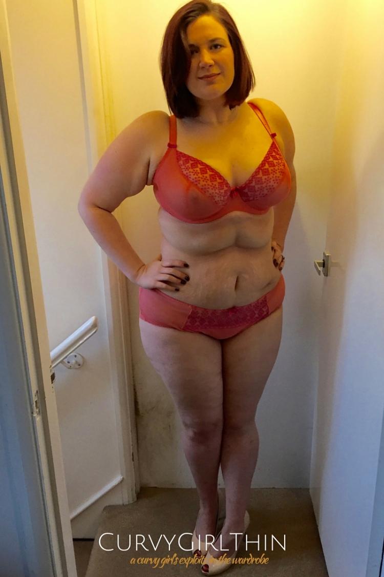 Curvy Kate Atomic Bra review with Bra Stop