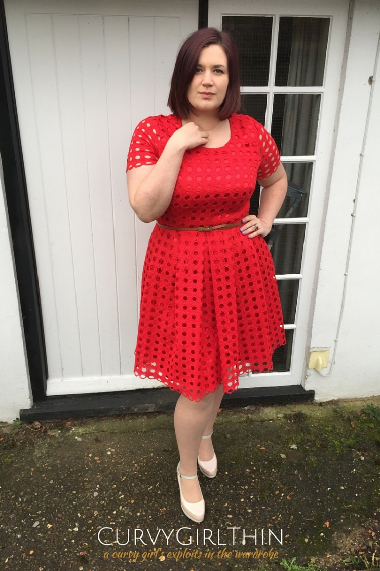 Lovedrobe Crochet Midi Dress Review