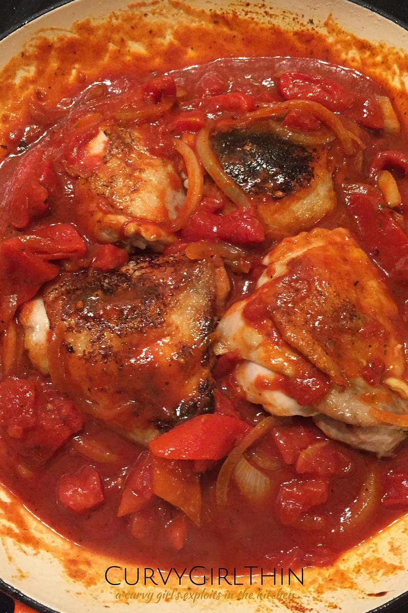 Smokey Chicken Paprika Recipe