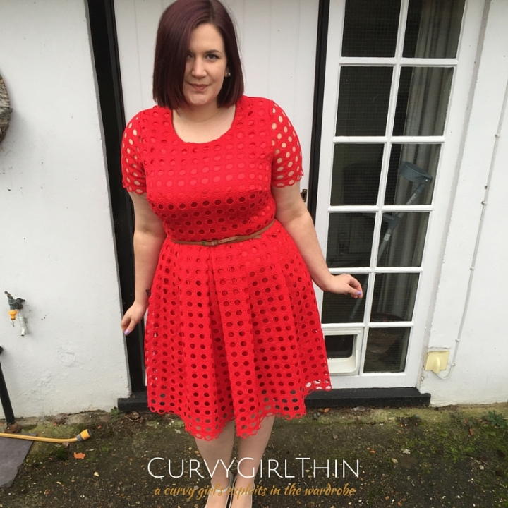 Lovedrobe Crochet Midi Dress Review