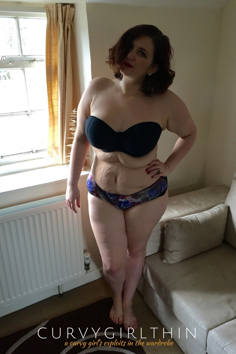 Lingerie Essentials - Curvy Kate Luxe Strapless Review