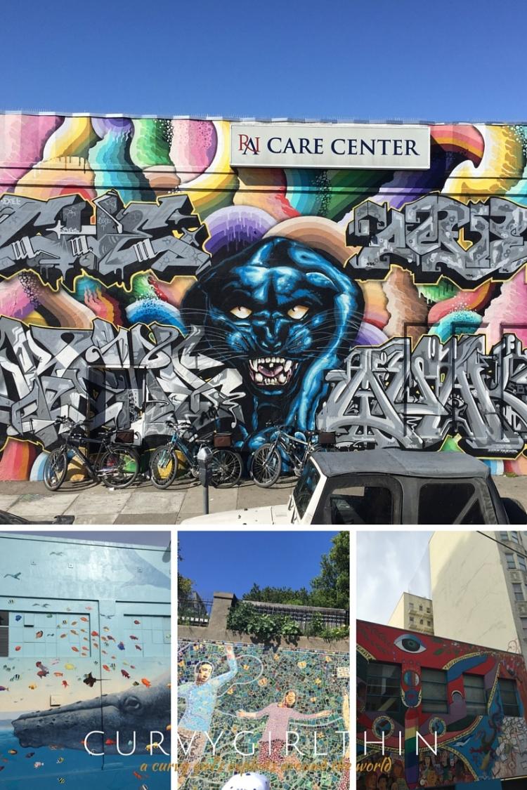 Graffiti - San Francisco Travel Guide