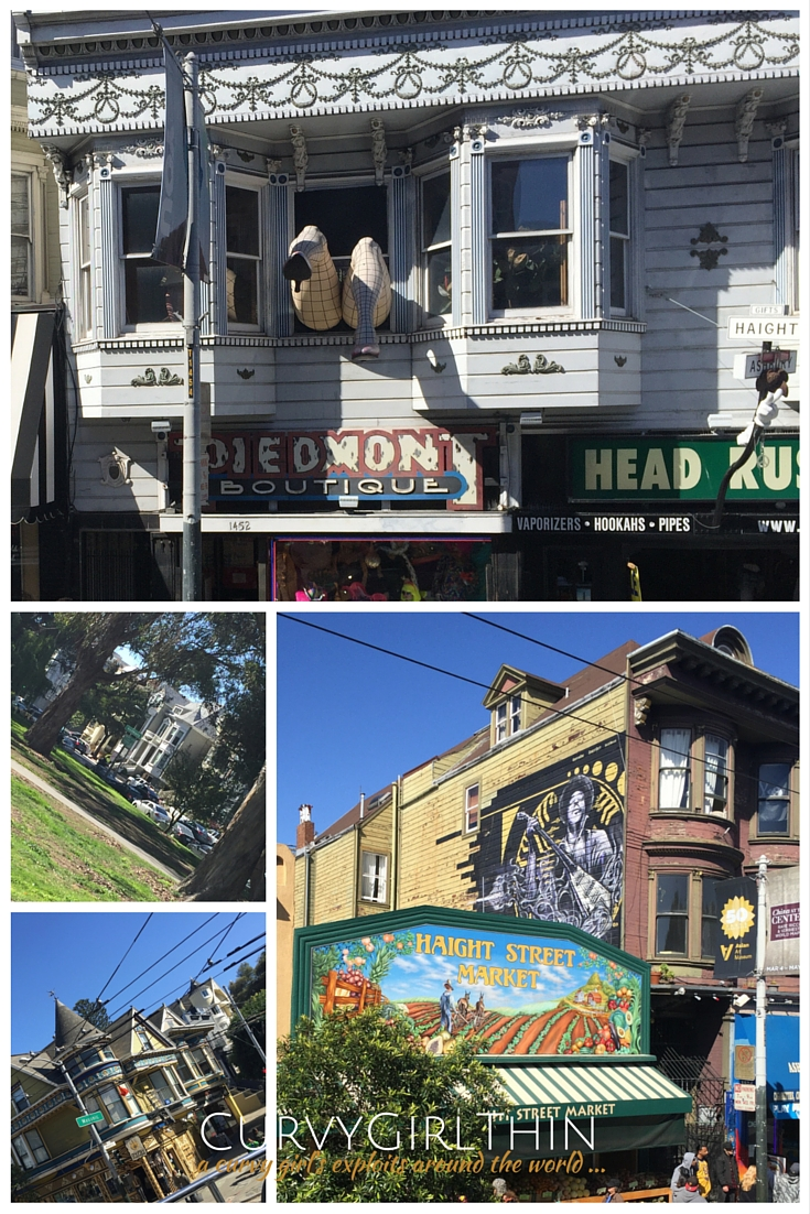 "Haight-Ashbury ""Hippy District"" - San Francisco Travel Guide"