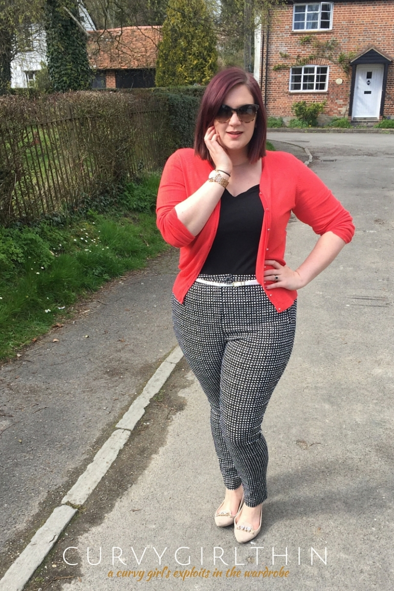 Printed Trousers - Review of Tall & Plus Size Trousers