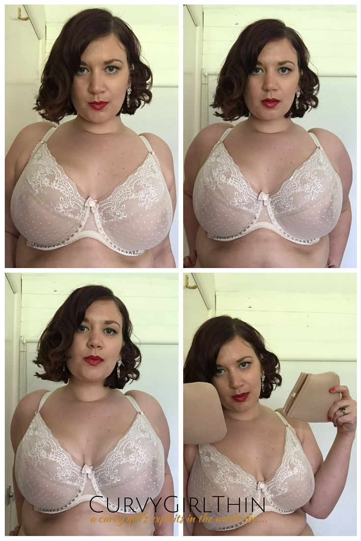 Tutti Rouge Jessica Review - Illegal Cleavage Pads
