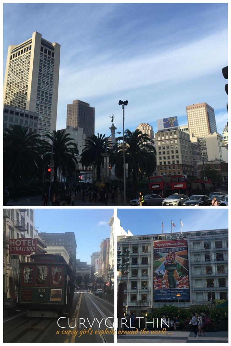 Union Square, San Francisco Travel Guide