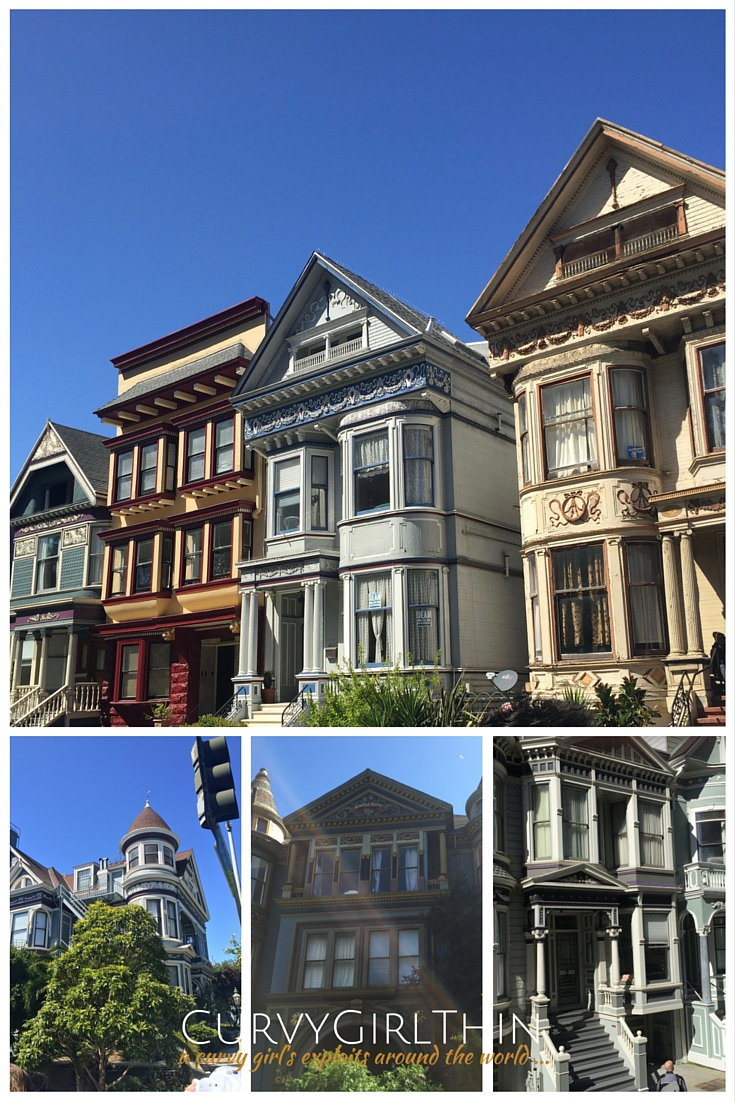 Victorian Houses - San Francisco Travel Guide