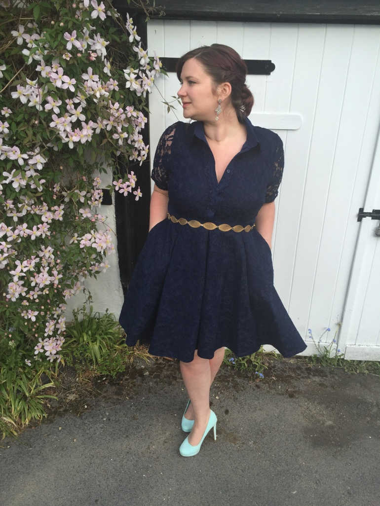 What to Wear to a Wedding? The Registry Office and Afternoon Tea*