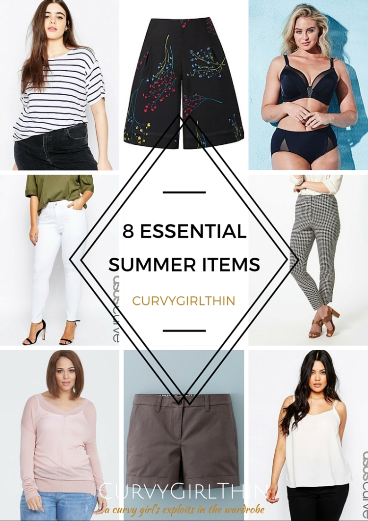 8 Plus Size Essentials for Summer