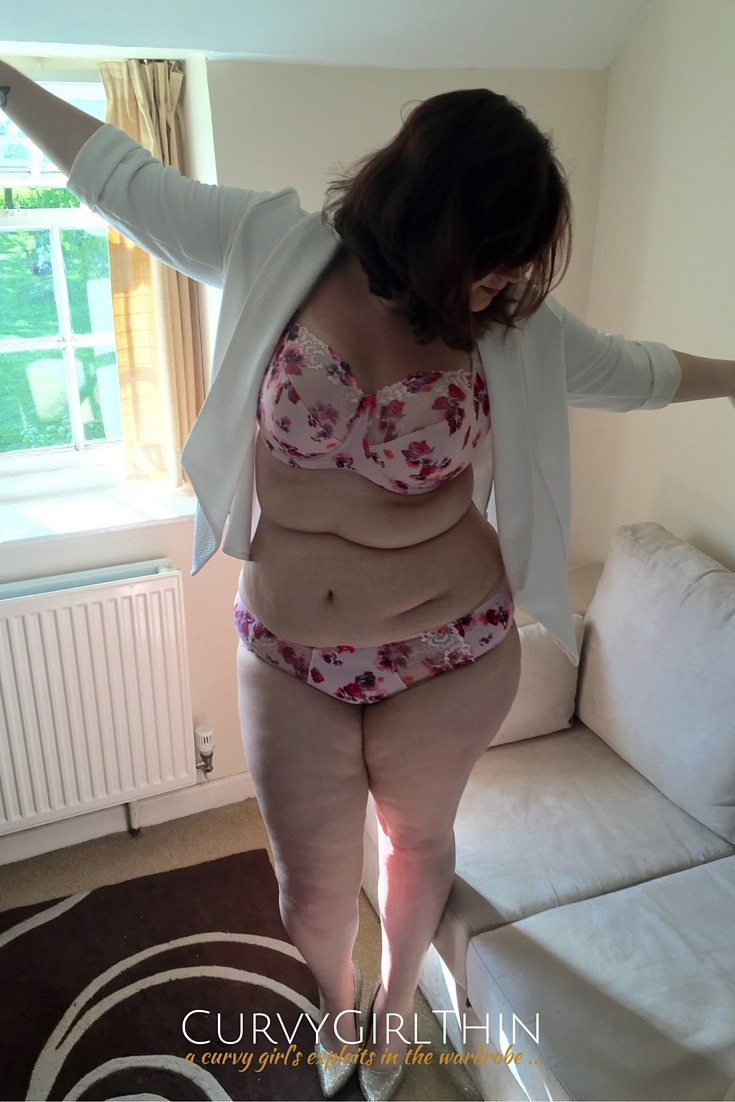 Panache Thea in 34H Lingerie Review