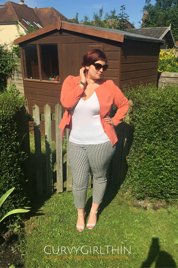 Plus Size Summer Trousers with Studio 8*-3