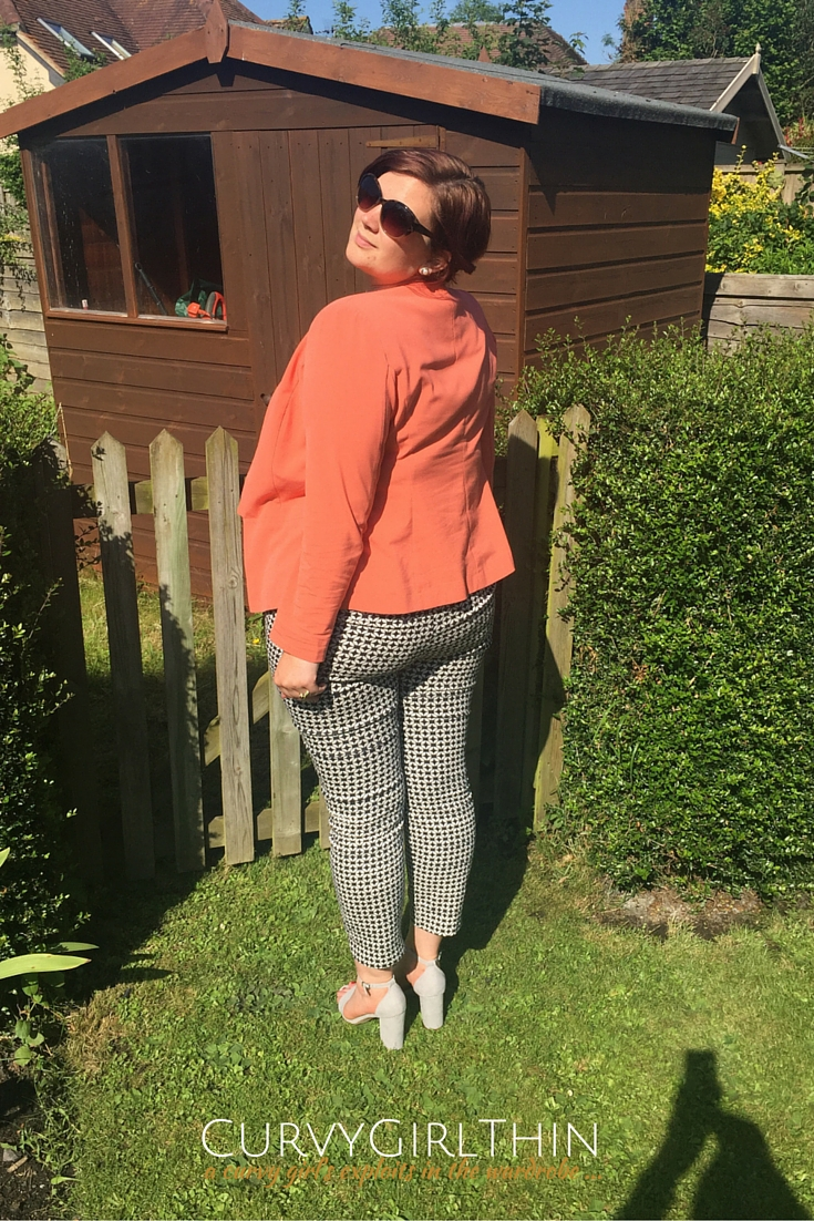 Plus Size Summer Trousers with Studio 8*-4