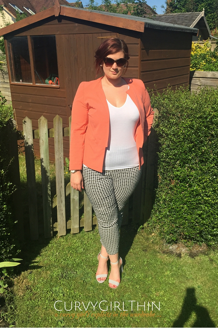 Plus Size Summer Trousers with Studio 8