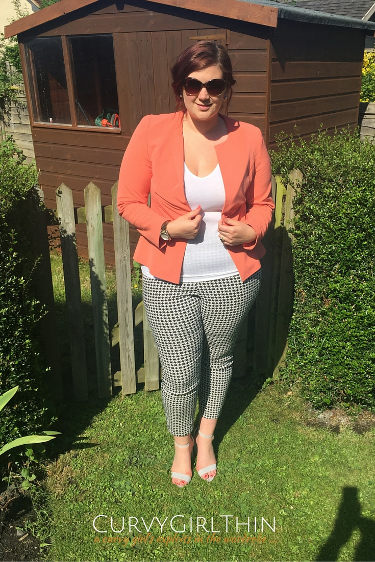 Plus Size Summer Trousers with Studio 8*