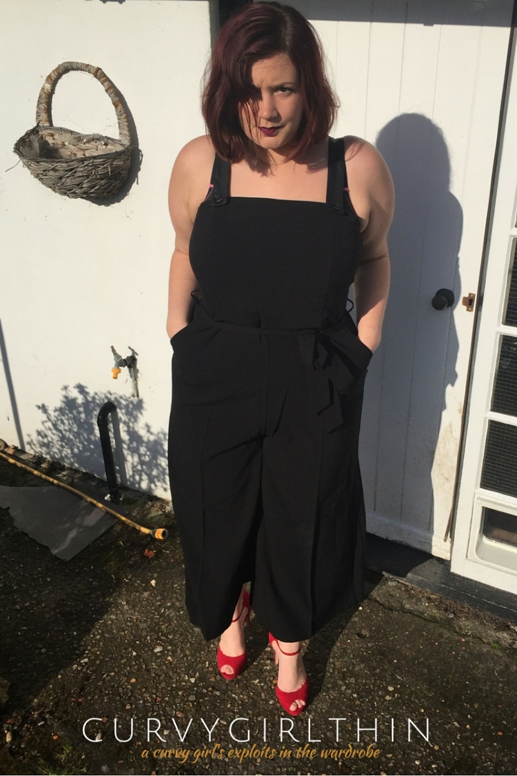 Plus Size Jumpsuit - Jameela Jamil for Simply Be Review