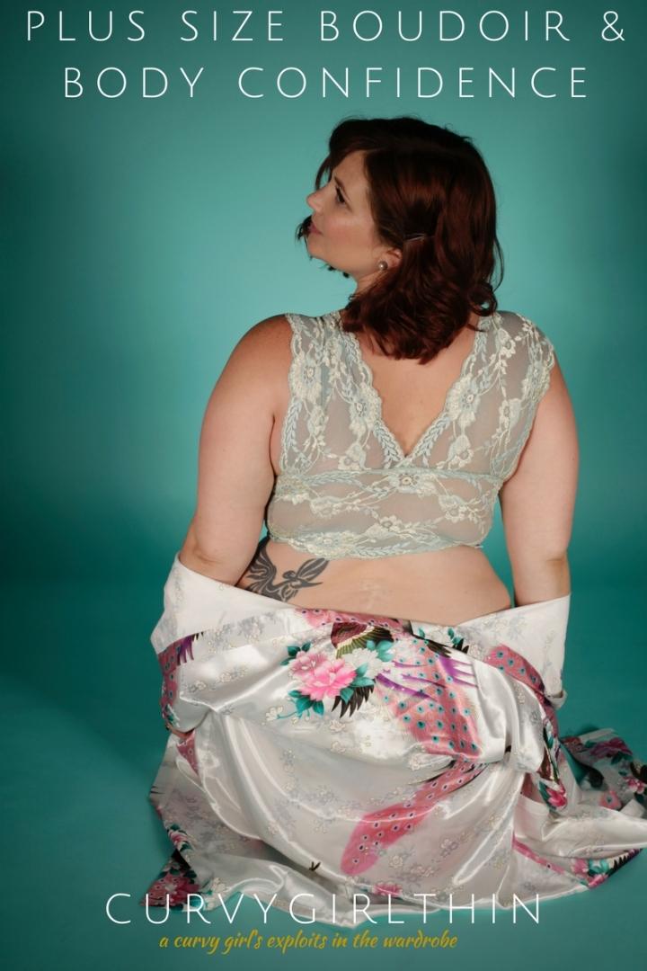 Plus Size Boudoir & Body Confidence
