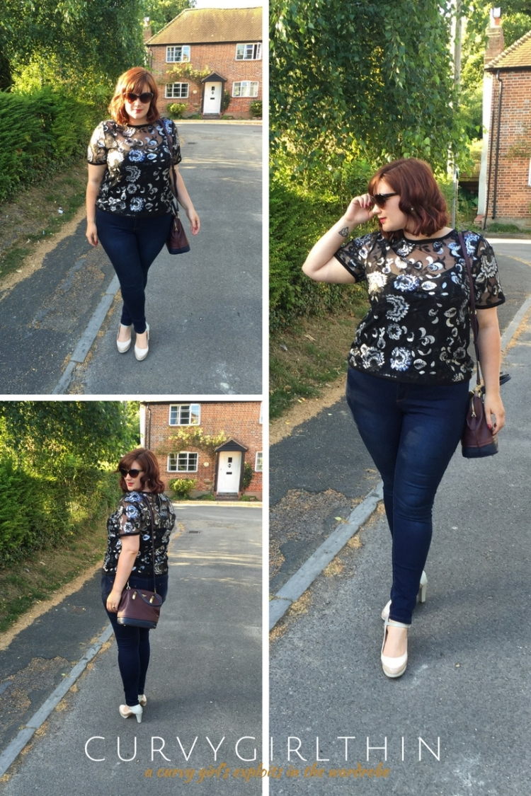 Simply Be Denim: Plus Size Denim for Work, Casual, & Night - Shape & Sculpt Review