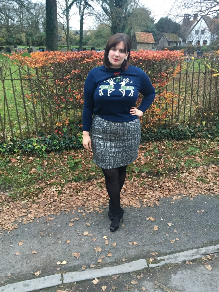 Plus Size Party Wear Look Book