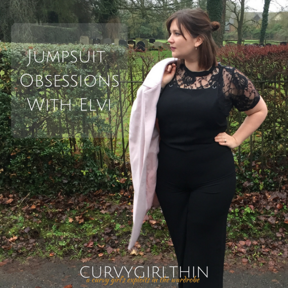 Jumpsuit Obsessions with Elvi*
