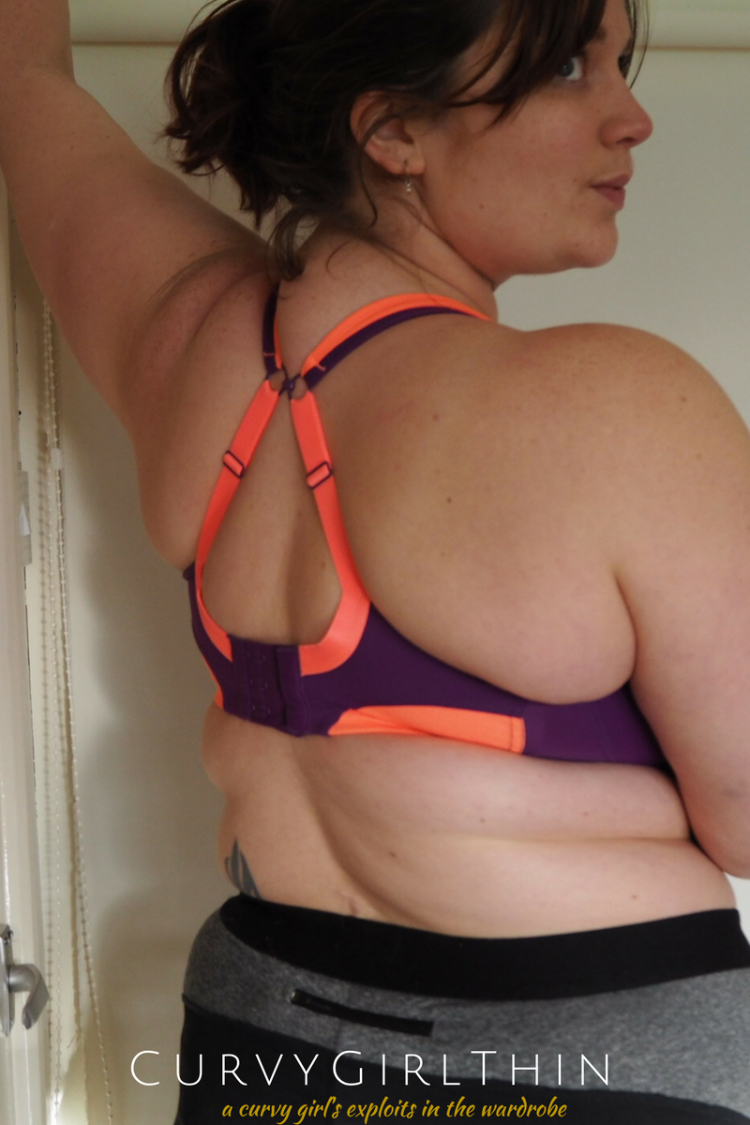 Panache Wireless Sports Bra Review-3