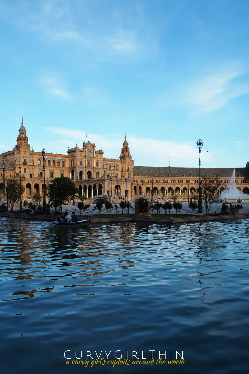 Seville Travel Guide - Plaza De Espana