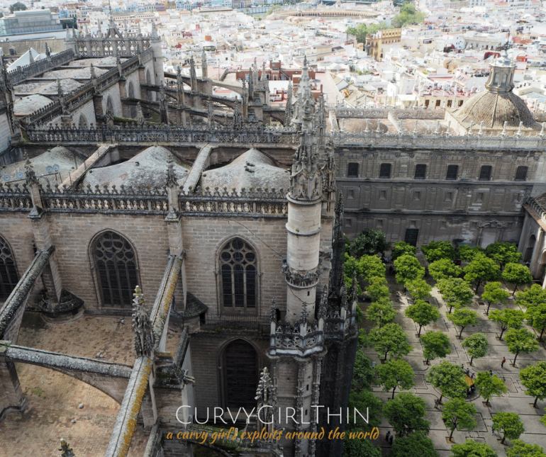 Seville Travel Guide Cathedral of Saint Mary of the Sea
