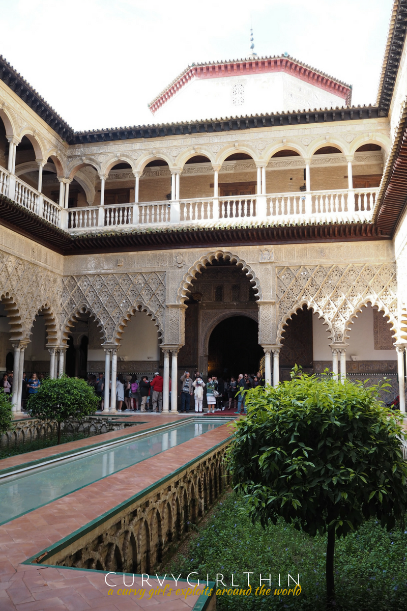 Seville Travel Guide_ Real Alcazar-2