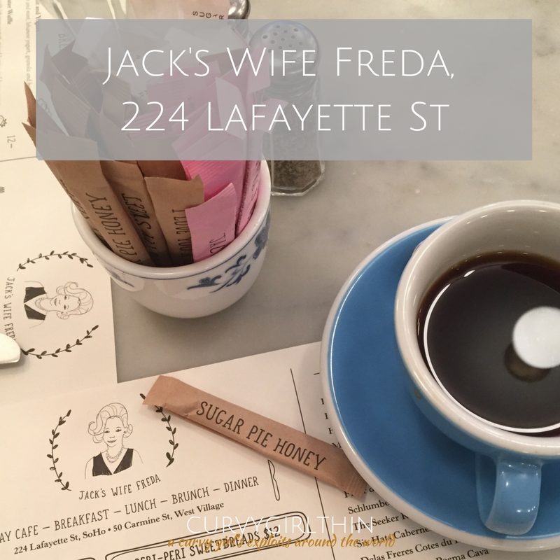 New York Food Guide - Jacks Wide Freda