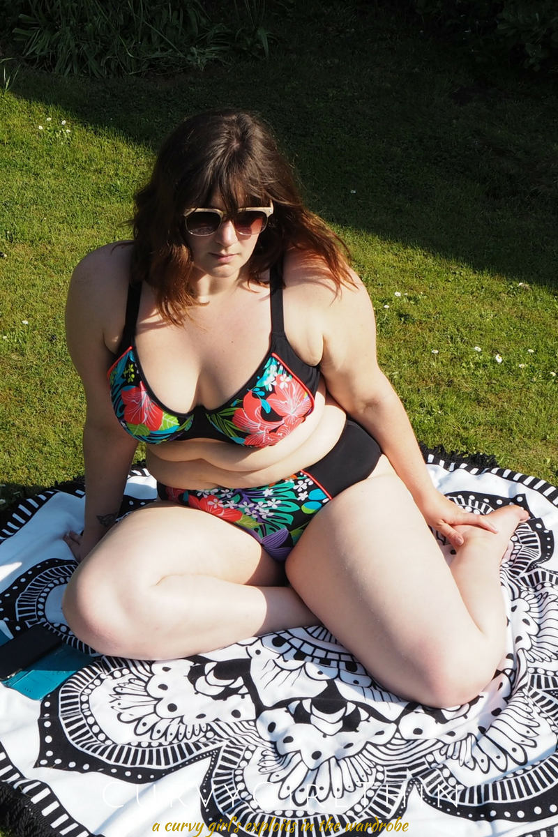 Elomi Cubana Plus Size Swimwear Review-3