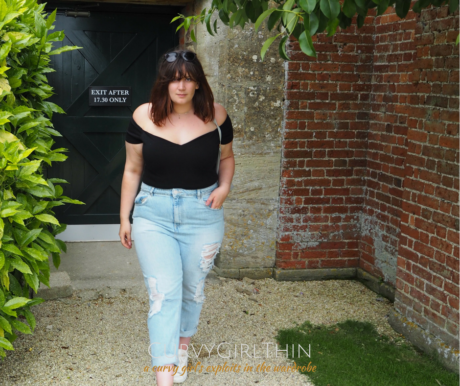 Summer Denim Look Book - Plus Size-6