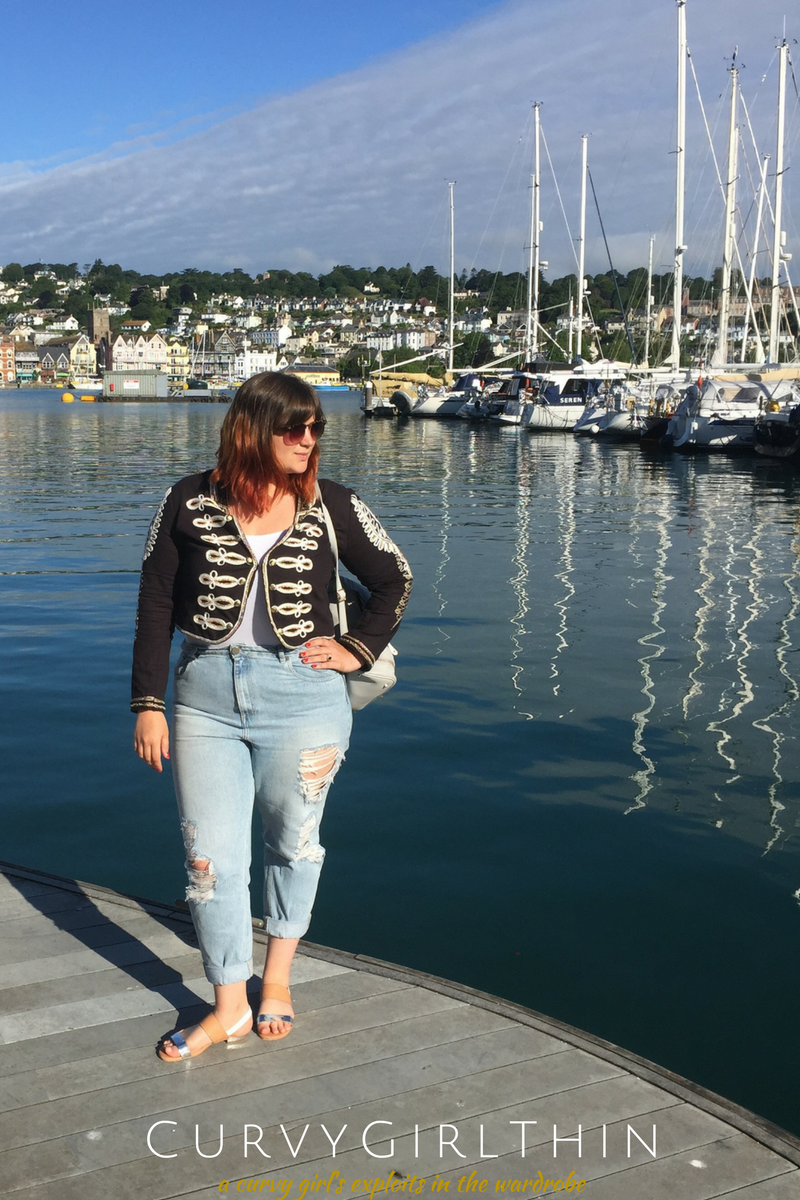 Plus Size OOTD - June-2