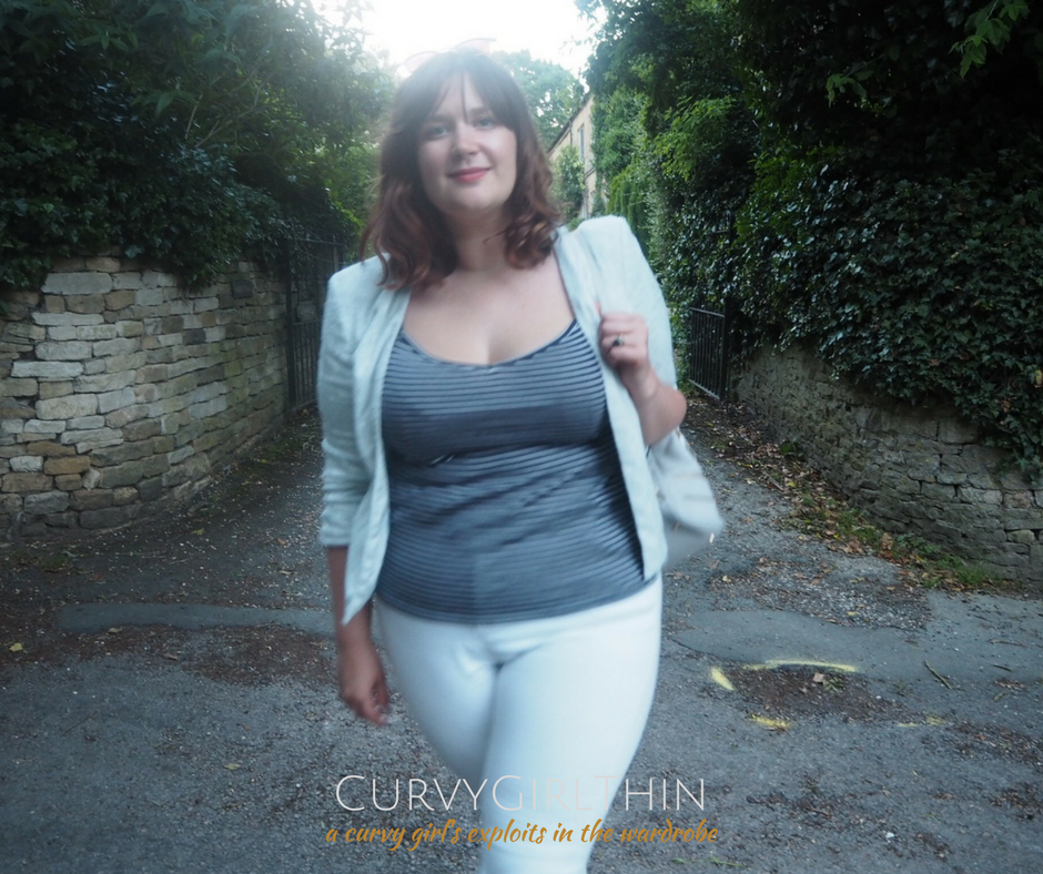 Plus Size OOTD - June-5
