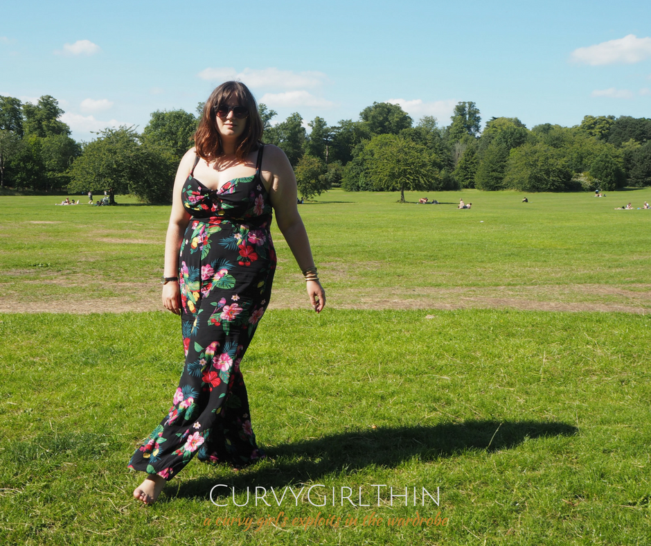 Plus Size OOTD - June