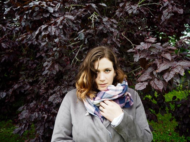 Autumn-Winter Photography - Self Portrait
