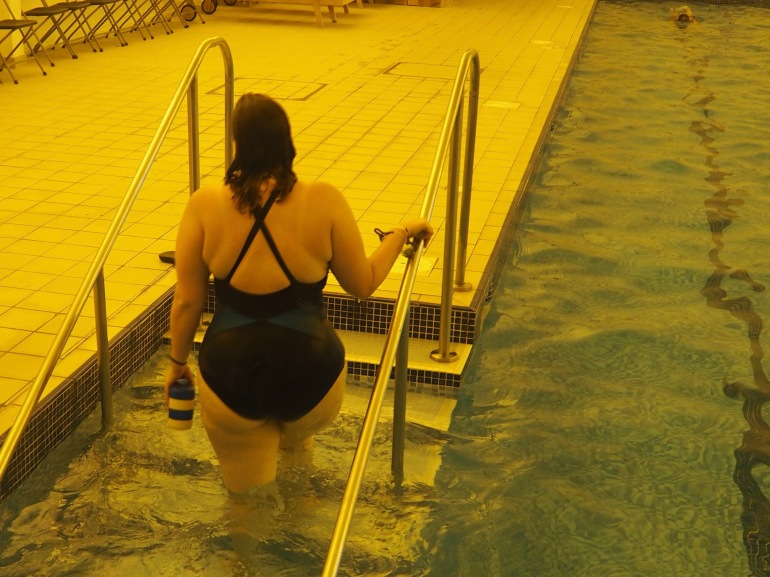 Plus Size Girls Swim Too