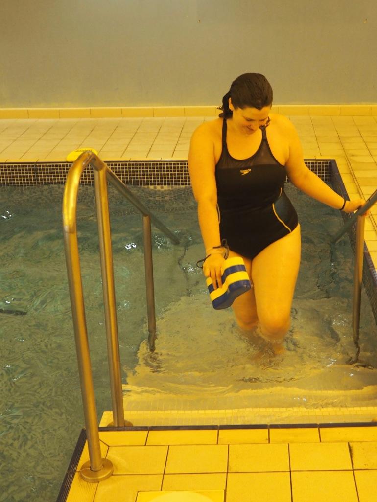 Swimming - Plus Size Girls