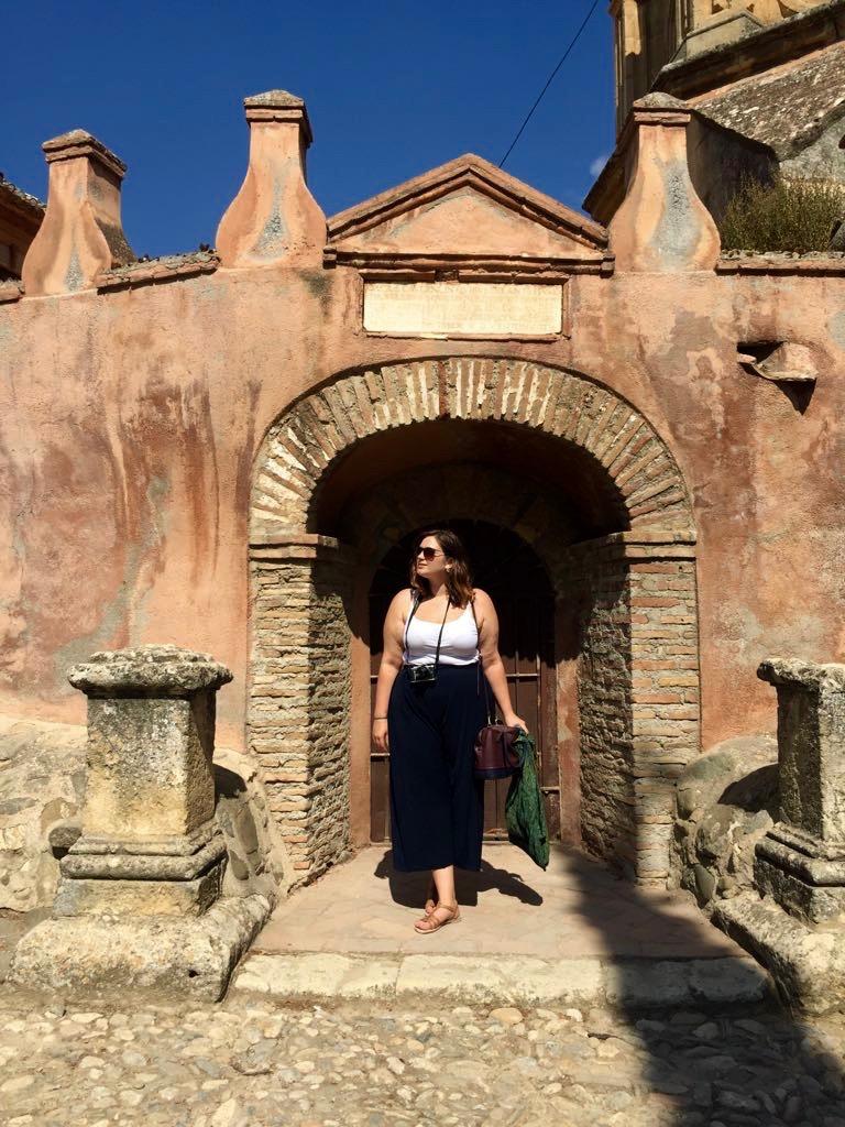 Granada - City Break Wardrobe.