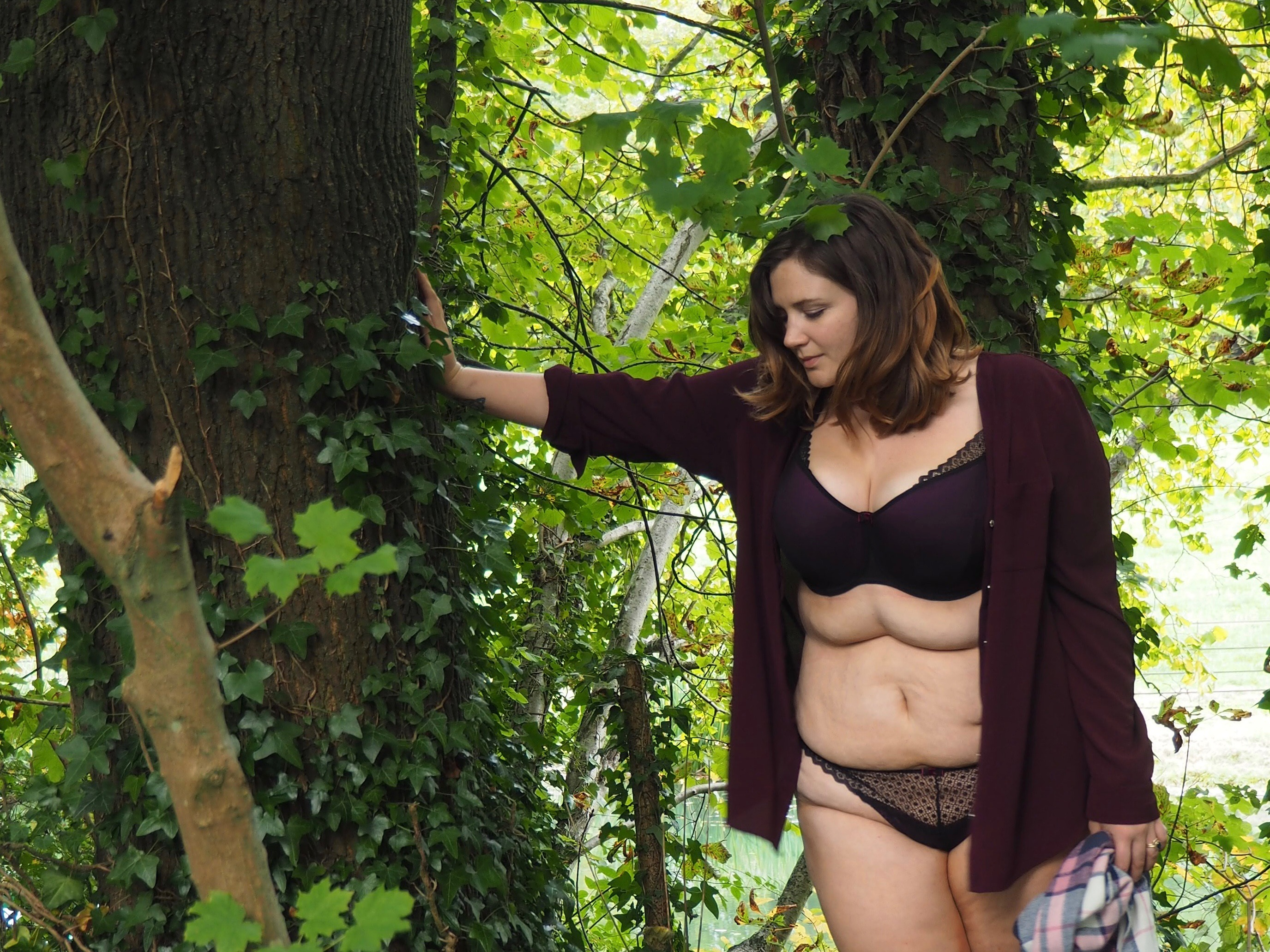 Quiet in the Wild 3! A/W Fuller Bust Lingerie with Curvy Kate @ Bra Stop