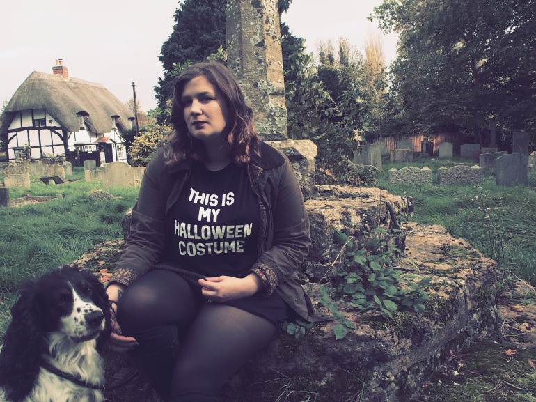 This Is My Halloween Costume - Plus Size Halloween Outfits with In The Style Curve