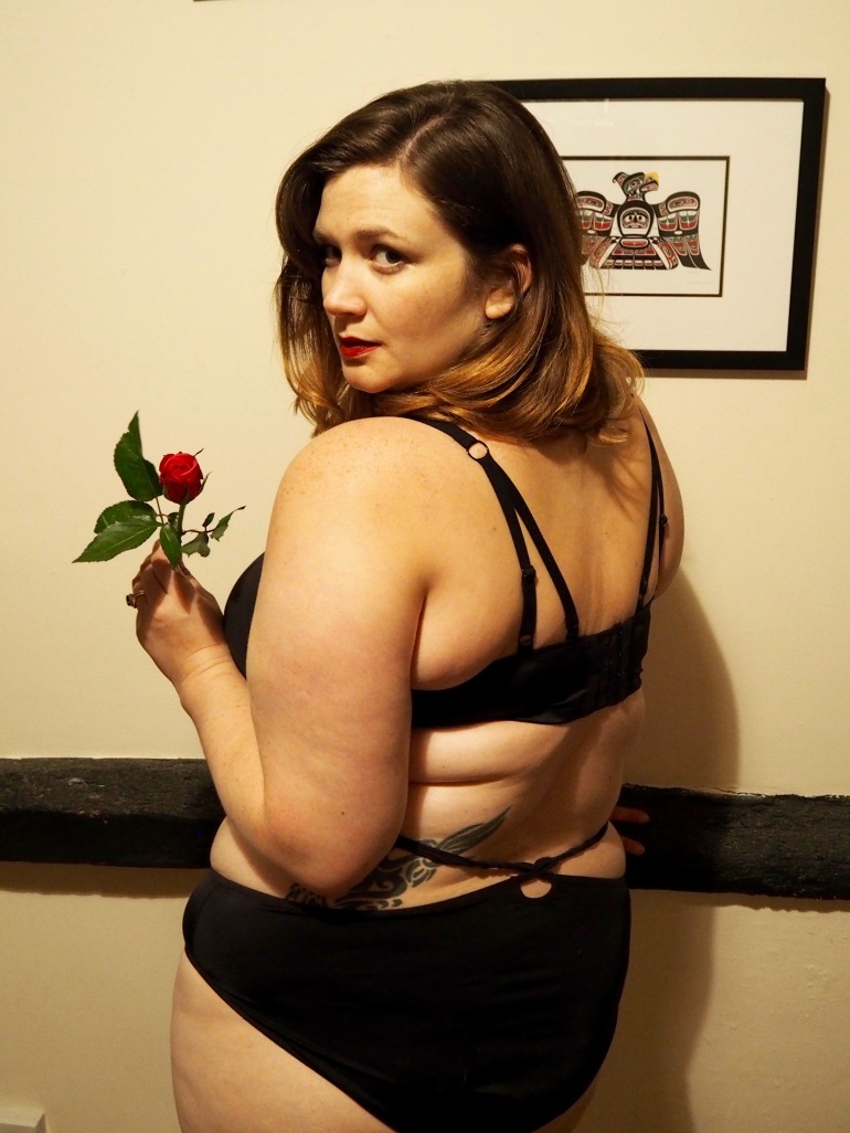 Party-perfect, fuller bust and plus size lingerie just in time for christmas