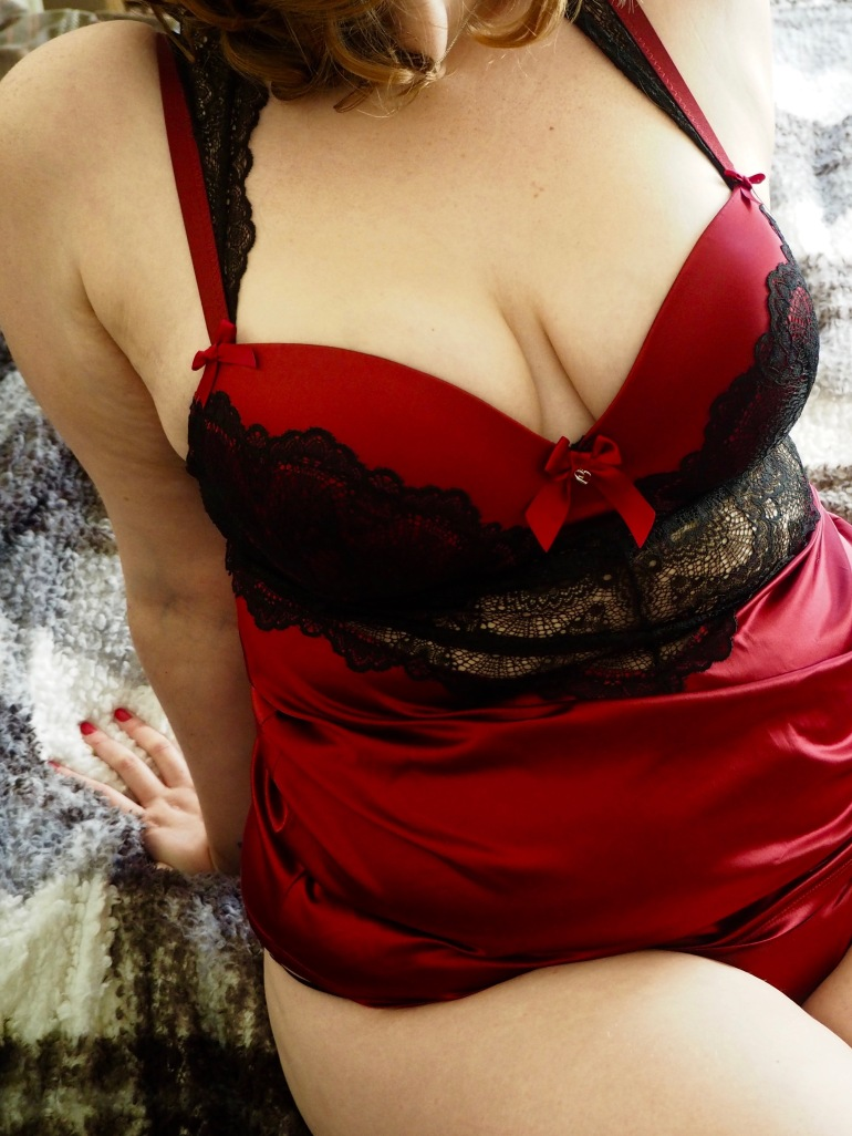 What to Buy my Partner for Christmas?  Sexy lingerie for Christmas with Love Honey