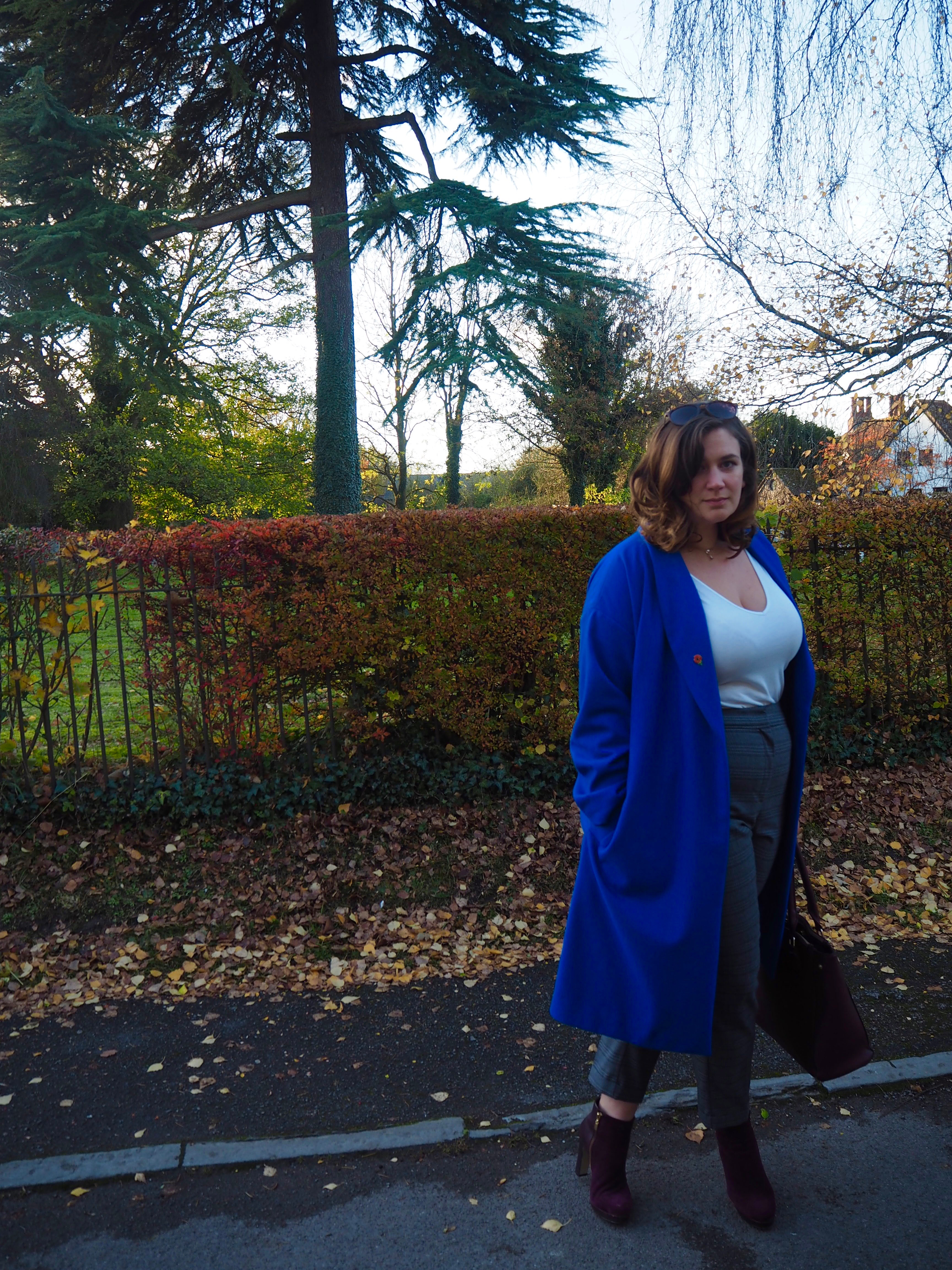 How to Survive Your Commute - commuting tips and plus size workwear