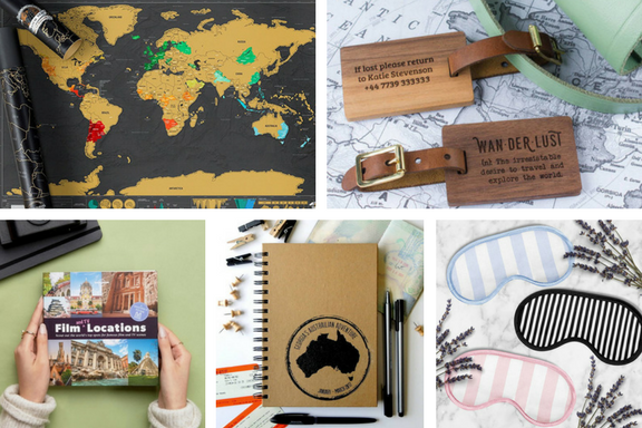 The Travel Lover's Gift Guide: Christmas Gifts for the Endless Traveller