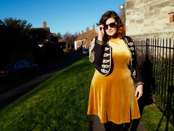 Wrap Me in Velvet: Plus SizePartywear